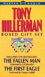 Tony Hillerman Boxed Gift Set: Includes the Bestsellers: The Fallen Man, the First Eagle - Tony Hillerman, George Guidall, Gil Silverbird
