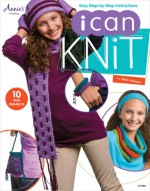 I Can Knit - Edie Eckman
