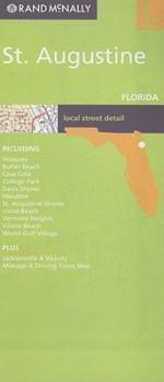 Rand McNally St. Augustine, Florida - Rand McNally