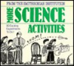 More Science Activities from the Smithsonian - Megan Stine, Craig Gillespie, Gladys Stanbury