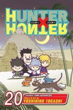 Hunter x Hunter, Vol. 20 - Yoshihiro Togashi