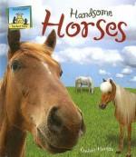 Handsome Horses - Anders Hanson, Cheryl A. Nobens