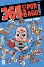 365 comics por año volumen 1 - Andrés Accorsi, Enrique Alcatena, Lucas Varela, Nicolás Sánchez Brondo, Gustavo Sala
