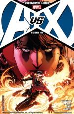 Avengers vs. X-Men. Round 10 - Ed Brubaker, Adam Kubert, John Dell, Laura Martin