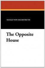 The Opposite House - Nataly Von Eschstruth, Mary J. Safford