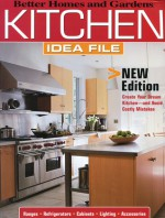 Better Homes and Gardens Kitchen Idea File - Better Homes and Gardens
