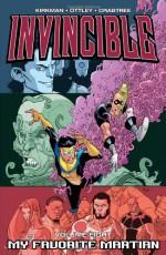 Invincible, Vol. 8: My Favorite Martian - Bill Crabtree, Ryan Ottley, Robert Kirkman