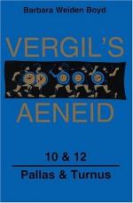 Vergil's Aeneid, 10 & 12: Pallas & Turnus (Latin Edition) (Bks. 10) (Bks. 10 & 12) - Virgil, Barbara Weiden Boyd