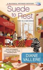 Suede to Rest - Diane Vallere