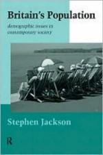 Britain's Population - Steven Jackson