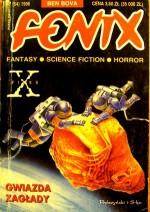 Fenix 1996 7 (54) - Ben Bova, Joanna Kułakowska, Harlan Ellison, Augustyn Baran, Krzysztof Wszołek, Redakcja magazynu Fenix
