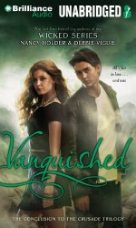 Vanquished - Nancy Holder, Debbie Viguié