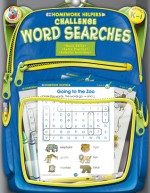 Challenge Word Searches, Grades K - 1 - Frank Schaffer Publications, Frank Schaffer Publications