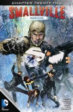 Smallville: Detective, Part 10 - Bryan Q. Miller, Kevin West, Marc Deering, Carrie Strachan, Scott Kolins