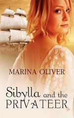 Sibylla and the Privateer - Marina Oliver, Gwynn Morgan