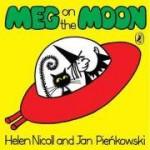 Meg On The Moon - Helen Nicoll, Jan Pieńkowski