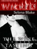 The Wine Tasting - Selena Blake