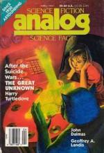 Analog Science Fiction/Science Fact April, 1991 - Stanley Schmidt
