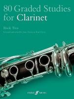 80 Graded Studies for Clarinet, Book Two: 51-80 - John Davies