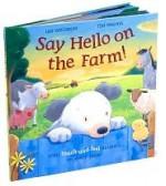 Say Hello on the Farm - Ian Whybrow