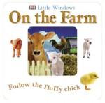Little Windows: On The Farm (Little Windows) - Anne Millard
