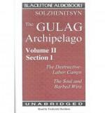 Gulag Archipelago, 1918-1956: Section 1, Vol. 2 - Aleksandr Solzhenitsyn, Frederick Davidson