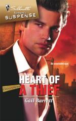 Heart Of A Thief - Gail Barrett
