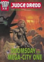 Judge Dredd: Doomsday For Mega City One - John Wagner