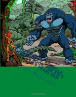 King Kong vs. Godzilla Coloring Book: For Kid's Ages 5 to 9 Years Old - NOT A BOOK