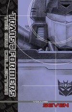 The Transformers: The IDW Collection - Shane McCarthy, Dan Abnett, Andy Lanning