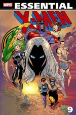 Essential X-Men, Vol. 9 - Chris Claremont, Terry Austin, Marc Silvestri, Rob Liefeld, Jim Lee, Rick Leonardi, Kieron Dwyer, Mike Collins, Mike Vosberg, Jim Fern, Bill Jaaska, Sally Pashkow
