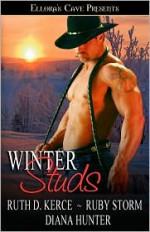 Winter Studs (Winter Studs Trilogy, #1-3) - Ruth D. Kerce, Ruby Storm, Diana Hunter