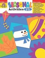 Seasonal Activities Grades 1-2 - Jo Ellen Moore, Joy Evans