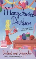 Undead and Unpopular - MaryJanice Davidson