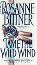 Tame the Wild Wind - Rosanne Bittner