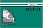 Spoken Dutch [With 1] - Leonard Bloomfield