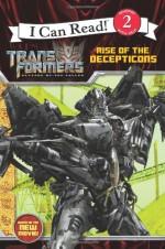 Transformers: Revenge of The Fallen: Rise of the Decepticons - Jennifer Frantz, Marcelo Matere