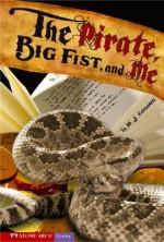The Pirate, Big Fist, and Me - M. J. Cosson, Brann Garvey