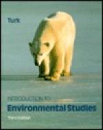 Introduction to Environmental Studies - Jon Turk