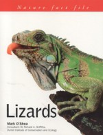 Nature Factfile: Lizards (Nature Fact File) - Mark O'Shea