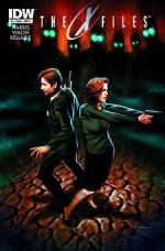 X-Files Season 10, No. 1 - Chris Carter, Joe Harris, Michael Walsh