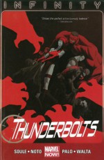 Thunderbolts, Vol. 3: Infinity - Jefte Palo, Charles Soule