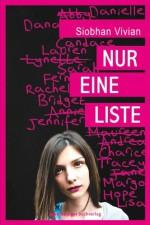 Nur eine Liste (German Edition) - Siobahn Vivian, Claudia Max