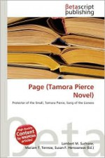 Page (Tamora Pierce Novel) - Lambert M. Surhone, Susan F. Marseken