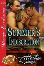 Summer's Indiscretion - Heather Rainier