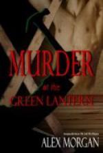 Murder At The Green Lantern - Alex Morgan