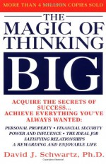Magic Of Thinking Big (A fireside book) - David J. Schwartz