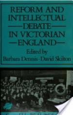 Reform and Intellectual Debate in Victorian England - Barbara Dennis, David Skilton