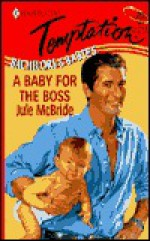 A Baby for the Boss (Bachelors & Babies, Book 5) (Harlequin Temptation #761) - Jule McBride