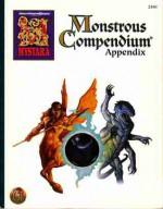 Monstrous Compendium Appendix: Mystara, Vol. 19 (Advanced Dungeons and Dragons, 2nd Edition Series, MC19) - John Nephew, John Terra, Teeuwynn Woodruff, Skip Williams